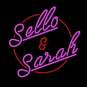 Sello and Sarah Red and Fuschia